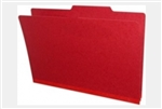 <b>Pressboard Classification/Credentialing Folder, Top Tab (Box of 25)</b>
