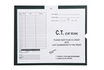<b>Category Film Insert Jacket - Cat Scan, Open End</b>