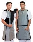 Full Overlap Vest Unisex/Male 0.25mm Front, 0.3mm or 0.25mm Back