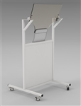 <b>X-Ray Mobile Barrier - Interventional Barrier, 360 Degrees Rotation</b>