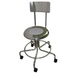 "<b>MRI Doctor Chair - With Back, 15"" - 21""H</b>"