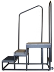<b>3-Step Weight Bearing Platforms - Comfort Top</b>