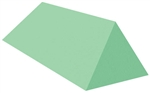 <b>Coated Positioning Sponge - 45° Spinal Wedge</b>