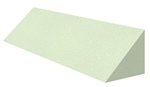 <b> Uncoated Positioning Sponge - 45° Spinal Wedge