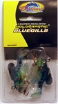 "Tsunami Super Realistic Holographic 2"" Bluegills  BG2-2-8 (Blue Back)"