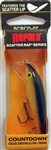 "Rapala Scatter Rap CountDown 2-3/4"" 1/4oz SCRCD07-G (Gold)"