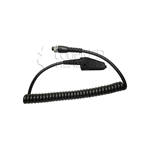 MRC-K2 Replacement Modular Cord for multi-pin Kenwood Radios