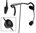 Negotiator-K2 Tactical Headset for Kenwood multiple-pin radios