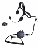 TBCH Mod Waterproof/Wireless Tactical Bone Conduction Headset