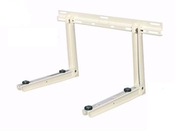 Minisplit brackets for outside unit installation for Air conditioner bracket law