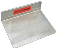 Extruded Aluminum Nose Blade 16inch x 12inch