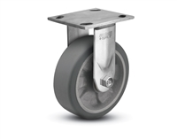 Stainless Steel Heavy Duty 4X2 Transforma HD Rigid Caster