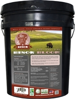 Bison Bloom Organic Composted Nutrient. Well Aged Fully Organic Buffalo Compost