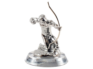 1/2 Pierce-Arrow '33 Archer Hood Ornament