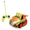 RC Krabby Patty w- SpongeBob