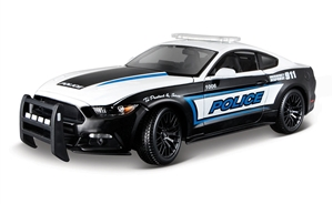1:18 Ford Mustang Police '2015