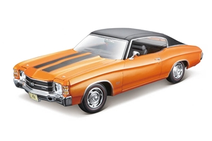 1:18 Chevy Chevelle SS454 '71 Sport Coupe