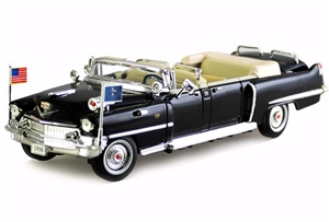 1:32 Cadillac '56 Presidential Limo.