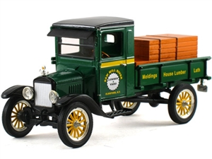 1:32 Ford Model TT '23 Pickup Truck w-Saw Mill