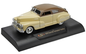1:32 Chevy Aerosedan Fleetline '48