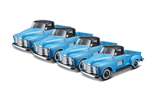 1:24D Chevy 3100 Pick up '51 ( Outlaws )