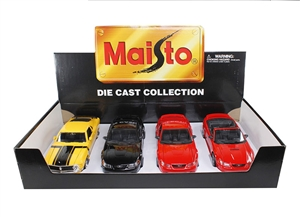 1:24D Mustang Collection ( Assortment )