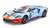 1:18 Ford GT '2017 #9 -  Exclusive Edition