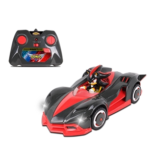RC Shadow with Turbo Boost