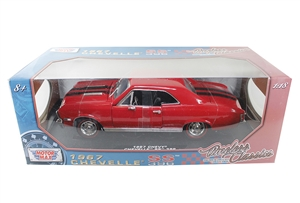 1:18 Chevy Chevelle SS 396 '67