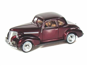 1:24 Chevy Coupe '39