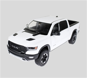 1:24 Dodge Ram 1500 Crew Cab Rebel '2019
