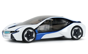 1:43 BMW Vision Efficient Dynamics Concept