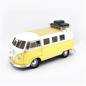 1:18 VW Microbus '62 with Accessories