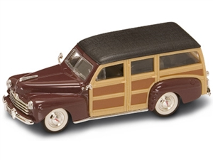 1:43 Ford Woody '48