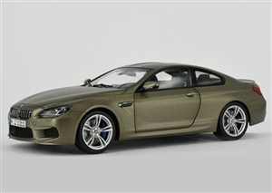 1:18 BMW F13M M6 Coupe