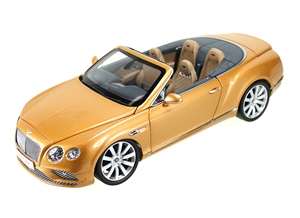 1:18 Bentley Continental GT Convertible '2016