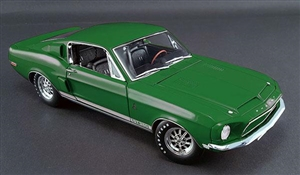1:18 Shelby GT350 '68 - WT Color Code 7081 - WT #5