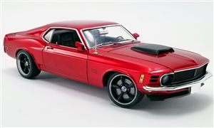 1:18 Ford Boss 429 Mustang Street Fighter '70