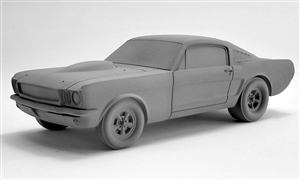 1:18 1965 Ford Mustang A/FX - Tasa Ford