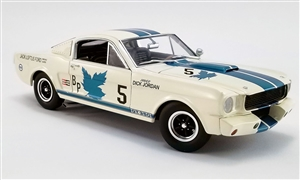 1:18 1965 Shelby GT350R - Canadian Champion