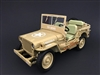 1:18 Army Jeep - US Army (Desert Version)