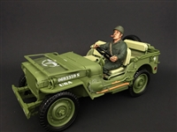 1:18 WWII Army Figure - IV