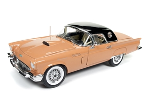 1:18 Ford T-Bird Convertible '57 ( 60th Anniversary )