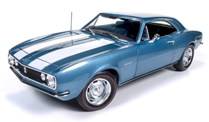 1:18 Chevry Camaro Z-28 '67 (50th Anniversary)