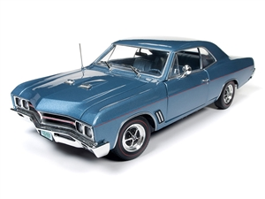 1:18 Buick GS Hardtop '67 (Combine with 1:64 Car - 67 Buick)