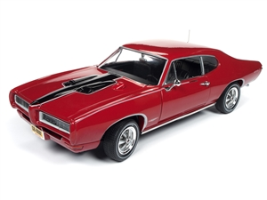 1:18 Pontiac GTO Royal Bobcat '68
