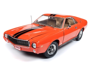 1:18 AMC AMX Hardtop (Hemmings Muscle Machines) '69