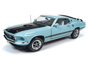 1:18 Ford Mustang Mach 1 (Class of 1969) '1969