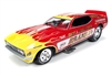 1:18 Ford Mustang Funny Car '70 (Rudy Escobar)
