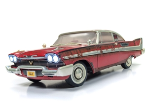 "1:18 Plymouth Fury '58 ""Christine Dirty Version"""